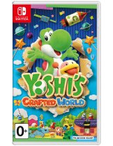 Диск Yoshis Crafted World [Nswitch]