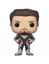 Аксессуар Фигурка Funko POP! Bobble: Marvel: Avengers Endgame: Tony Stark #449