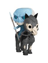 Аксессуар Фигурка Funko POP! Rides: Game of Thrones S10: Mounted White Walker #60