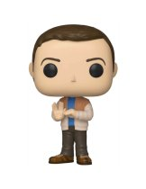 Аксессуар Фигурка Funko POP! Vinyl: Big Bang Theory S2: Sheldon Cooper #776
