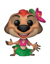 Аксессуар Фигурка Funko POP! Vinyl: Disney: The Lion King: Luau Timon #500