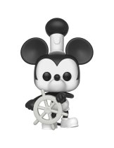 Аксессуар Фигурка Funko POP! Vinyl: Disney: Mickeys 90th: Steamboat Willie #425