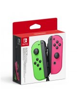 Аксессуар Joy-Con Pair (Neon Green/Neon Pink)