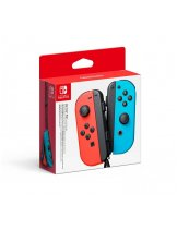 Аксессуар Joy-Con Pair (Neon Red/Neon Blue)