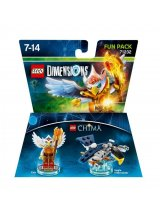 Обложка Lego Dimensions - Legend of Chima - Eris Fun Pack