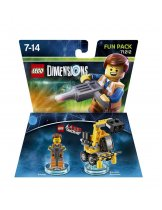 Обложка Lego Dimensions - LEGO Movie - Emmet Fun Pack