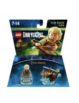 Обложка Lego Dimensions - Lord of the Rings - Logolas Fun Pack