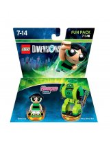 Обложка Lego Dimensions - Powerpuff Girls - Buttercup Fun Pack