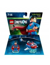 Обложка  Lego Dimensions - Superman Fun Pack