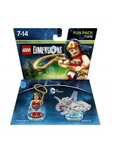 Обложка Lego Dimensions - Wonder Woman Fun Pack