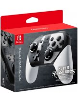 Pro Controller в стиле Super Smash Bros. Ultimate Edition