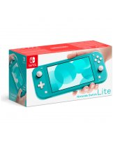 Приставка Nintendo Switch Lite (бирюзовый)