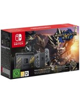 Приставка Nintendo Switch – Monster Hunter Rise