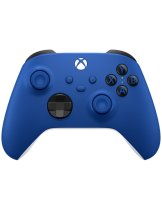 Аксессуар Xbox Wireless Controller – Shock Blue (QAU-00002)