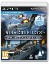 Купить Air Conflicts: Pacific Carriers [PS3]