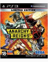 Купить Anarchy Reigns - Limited Edition [PS3]