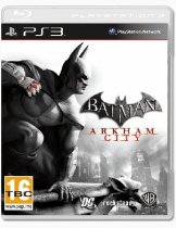 Купить Batman: Arkham City [PS3]