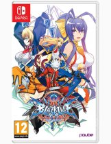 Купить BlazBlue: Central Fiction [NSwitch]