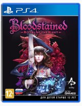 Купить Bloodstained: Ritual of the Night [PS4]