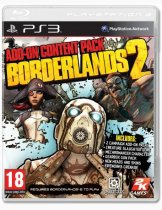 Купить Borderlands 2 Add-On Content Pack [PS3]