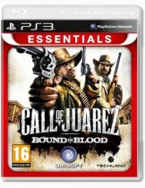 Купить Call of Juarez: Bound in Blood [PS3]