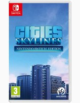 Купить Cities Skylines [NSwitch]