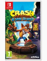 Купить Crash Bandicoot N. Sane Trilogy [Nswitch]