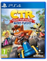 Купить Crash Team Racing Nitro Fueled [PS4]
