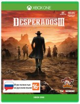 Купить Desperados III [Xbox One]