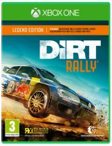 Купить Dirt Rally - Legend Edition [Xbox One]