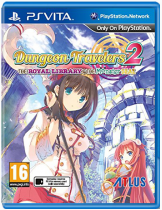 Купить Dungeon Travelers 2: The Royal Library and the Monster Seal [PS Vita]