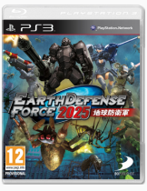 Купить Earth Defense Force 2025 [PS3]
