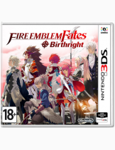 Купить Fire Emblem Fates - Birthright [3DS]