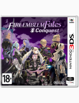 Купить Fire Emblem Fates - Conquest [3DS]