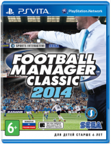 Купить Football Manager 2014 Classic [PS Vita]