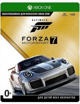 Купить Forza Motorsport 7 - Ultimate Edition [Xbox One]
