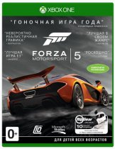 Купить Forza Motorsport 5 – Game Of the Year  [Xbox One]