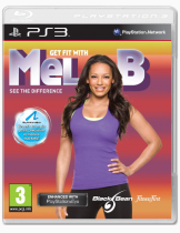 Купить Get FIT with MEL B + Эспандер [PS3, PS Move]