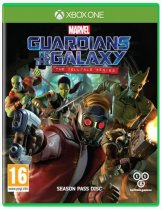 Купить Guardians of the Galaxy: The Telltale Series [Xbox One]