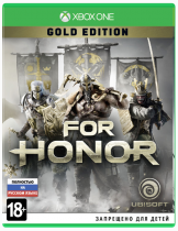 Купить For Honor - Gold Edition [Xbox One]