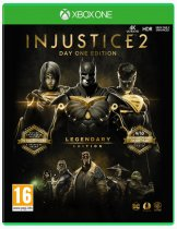 Купить Injustice 2 Legendary Edition [Xbox One]
