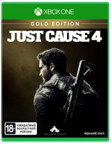 Купить Just Cause 4 Gold Edition [Xbox One]