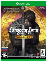 Купить Kingdom Come: Deliverance Royal Edition [Xbox One]