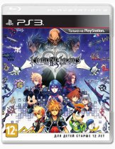 Купить Kingdom Hearts HD II.5 (2.5) ReMix [PS3]
