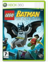 Купить LEGO Batman: The Videogame [X360]