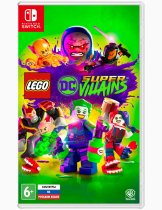 Купить LEGO DC Super-Villains [NSwitch]