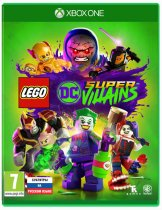 Купить LEGO DC Super-Villains [Xbox One]