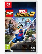 Купить Lego Marvel Super Heroes 2 [NSwitch]