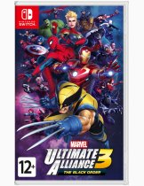 Купить Marvel Ultimate Alliance 3: The Black Order [NSwitch]