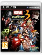 Купить Marvel vs Capcom 3: Fate of Two Worlds [PS3]